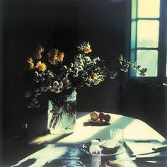 Polaroid by Andrei Tarkovsky from the book Instant Light: Tarkovsky Polaroids from Thames and Hudson.