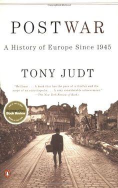 Bestseller Books Online Postwar: A History of Europe Since 1945 Tony Judt $14.81  - http://www.ebooknetworking.net/books_detail-0143037757.html