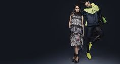 Meet Sacai Collection: a creation by Chitose Abe and The NikeLab | Daily Design News
