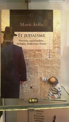 """""""El Judaisme"""" de Martí Àvila. Viena Edicions."""
