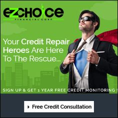 Why EZ Choice Financial What sets EZ Choice Financial Apart from most Credit Repair Companies is that we are Fully Bonded in the State of California, licensed and registered with the Secretary of. Credit Repair Companies, Background Information, Self Help, Commercial, Life Coaching