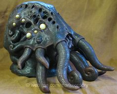 Creature Spot - The Spot for Creature Art, Artists and Fans - Cthulhu mask