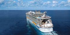 Royal Caribbean's Oasis of the Seas #cruising #travel