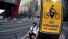 Pregopontocom Tudo: Prefeitura de São Paulo pode pagar R$ 50 por mês mês por uso de bicicleta como transporte na cidade...