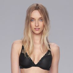 7d6143ed84 Vera Wang Simply Vera The Perfect Plunge Bra