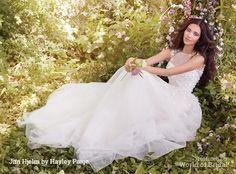 Jim Hjelm by Hayley Paige Fall 2015 Wedding Dress