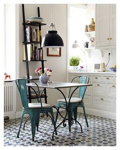 Cadeiras Coloridas #TorradaTorrada