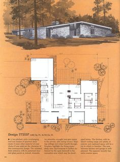 https://flic.kr/p/9Ki3Sm | Home Planners Design T72537