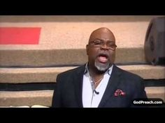 Bishop TD Jakes - The Holy Spirit Your CIA (Part 1) - Potters Touch