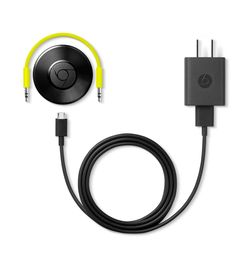 Google Chromecast Audio If you've already got some killer speakers, Chromecast Audio will get them connected in an instant. It delivers higher-quality music streaming than Bluetooth, and it's cross-platform, unlike Apple's AirPlay. It's also a cheap way to get Sonos-like control of all the speakers in your home.
