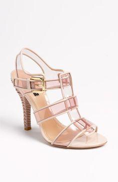 Love....need...ok want these Dolce & Gabbana Strap Sandal!