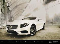 Fotogalerie kalendář Mercedes 2014