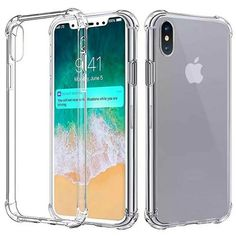 iPhone X Case, Bosmix Ultra Hybird iPhone X Case, iPhone X Accessories with Air Cushion Technology and Hybird Drop Protection for Apple iPhone X iPhone 10 Case Crystal Clear Iphone 7 Plus, Iphone 8, Apple Iphone, Cell Phone Cases, Iphone Cases, Discount Cell Phones, Iphone Models, Protective Cases, 6s Plus