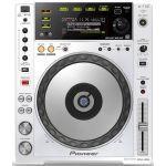 PIONEER COMPAC DISC CDJ 850. Color blanco. Los fundamentos del DJ profesional. El equipo CDJ-850, sucesor del CDJ-800MK2, ofrece algunas mejoras importantes en relación con su predecesor. La consola está diseñada para que se sienta y que funcione como un CDJ-900 o CDJ-2000 y es compatible con rekordbox, a la vez que se consigue a un precio accesible...