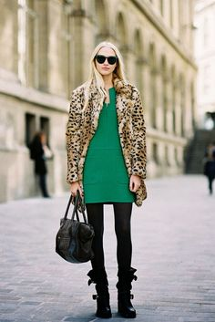 Vanessa Jackman: Paris Fashion Week AW 2014....Yulia