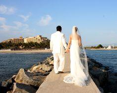 Boda en Nuevo Vallarta en Riviera Maya./ Wedding at Nuevo Vallarta in Riviera Maya