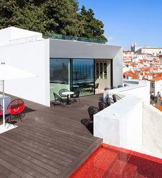 Hotel Memmo Alfama, un tesoro escondido en el corazón de Lisboa // Hotel Memmo Alfama, In the heart of Alfama, the most typical district of Lisbon