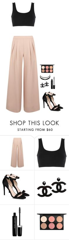 """""""Untitled #570"""" by h1234l on Polyvore featuring Antipodium, adidas Originals, STELLA McCARTNEY, Charlotte Russe, Marc Jacobs and MAC Cosmetics"""