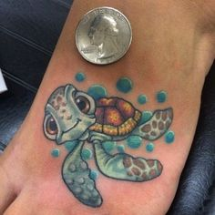Small Disney Tattoos