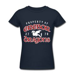 Erebor Dragons (Women) ~ 453 $22.70 from yellowmonkey.spreadshirt.com