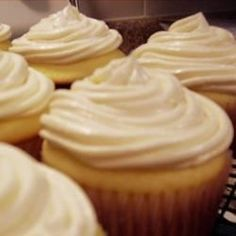 Best buttercream frosting--great for Aunt Mary's Chocolate Cake!