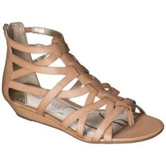 Women's Sam & Libby Ainsley Sandals - Assorted Colors These shoes are perfect for any spring outfit because of the nude coloring.