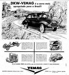 20 de janeiro de 1959 - DKW-Vemag.