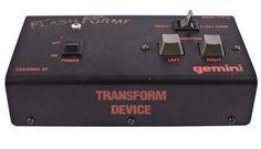 Gemini FlashFormer - Love the huge description on the bottom.. Transformer Device!!