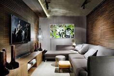 Sala De Tv Moderna E Aconchegante.20 Melhores Imagens De Sala De Tv Moderna E Aconchegante