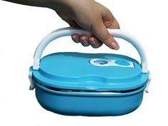 Best Lunch Box Ever | This is a handy lunch box that would be good for my kids.