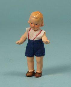 Doll for Dollhouse
