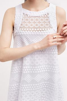 Prism Lace Dress - anthropologie.com
