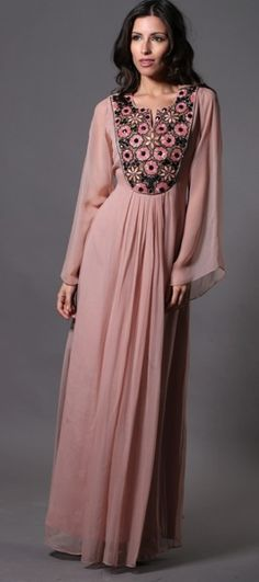 Daisy Blush | Nisaa Boutique