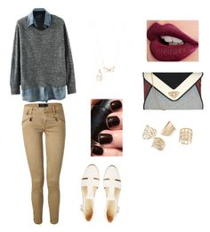 Casual #6 by maritzabella on Polyvore featuring polyvore, fashion, style, Polo Ralph Lauren, ASOS and dELiA*s