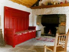 Green Irish Country Interiors - Yahoo Image Search Results