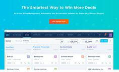 Are you struggling in getting more deals and making more sales? Here's a tool I recently discovered: SalesMate, an all-in-one sales management software for businesses of all sizes.