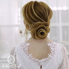 Best Hairstyles For Women Special Occasion - Hairstyles For Women Unique Hairstyles, Latest Hairstyles, Short Hairstyles For Women, Hair Styles For Women Over 50, Long Hair Styles, Special Occasion Hairstyles, Hair Looks, Bridal Hair, Hair Beauty