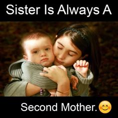 """108 Sister Quotes And Funny Sayings With Images """"Little sisters remind big sisters how wonderful it is to play in the sand. Big sisters show little sisters Brother And Sister Memes, Brother And Sister Relationship, Big Brother Quotes, Nephew Quotes, Little Boy Quotes, Brother Birthday Quotes, Sister Quotes Funny, Brother And Sister Love, Funny Quotes"""