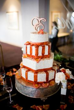 Wedding Cakes by Skyline Pastry Chef...you dream it and he will make it!!! #wedding