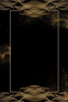 High End Atmosphere Black Gold Gold Gold Wallpaper Background, Black Phone Wallpaper, Framed Wallpaper, Wallpaper Space, Art Background, Textured Background, Iphone Wallpaper Vintage Quotes, Hd Phone Wallpapers, Boarder Designs