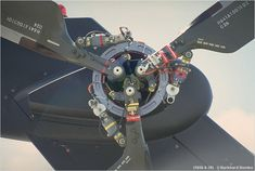 Aviation Images - Tiger Walkaround Helicopter Rotor, Bell Helicopter, Aviation Image, Engine Start, Mechanical Design, Space Crafts, Helicopters, Gundam, Military Vehicles