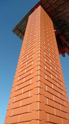 Brick Building, Green Building, Masonry Blocks, Brick Works, Interlocking Bricks, Pillar Design, Brick Cladding, Wood Fuel, Civil Construction