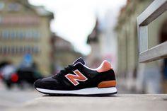 "New Balance 670 ""Orange Pack"" (Made in England) - EU Kicks: Sneaker Magazine"