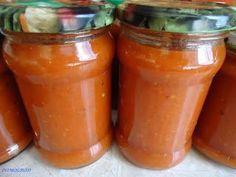 Domogród: Sos pomidorowy - idealny do gołąbków, spaghetti, c...