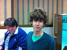 What I miss most about Charles. I miss that beautiful curly hair and his sense of humor. I miss his tall… #suicide #grief