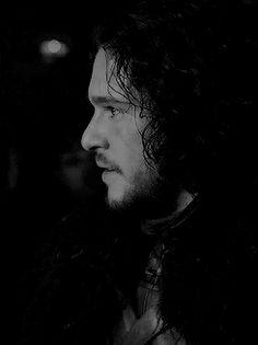 Jon Snow - The House of Black and White - Season 5 Episode 2