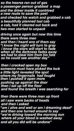 taxi cab by twenty one pilots credits @tylersukulele if you haven't listened to this song than gO DO IT RIGHT NOW