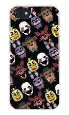 Five Nights At Freddys Pizzeria For iPhone 5 5s 4 4s Hard Case Cover