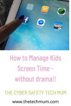 How to Manage Kids Screen Time - Without Drama!! | Pre-school and Primary School Aged Children | Screen Time | Internet Safety Tips for Parents | Cyber Safety for Kids