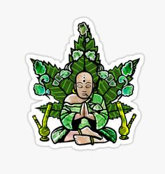 Get Lifted 420 Sticker Vinyl Decal by StickerEnlightened on Etsy